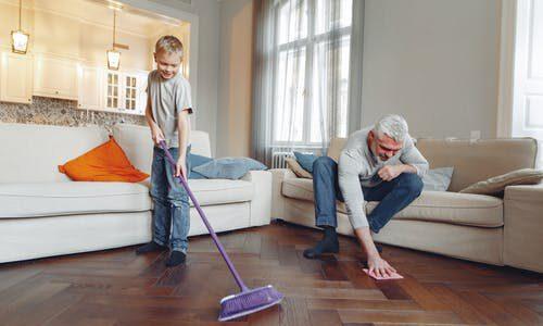 Ideale tijd voor de grote schoonmaak